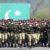 یوم پاکستان پر مسلح افواج کی شاندار پریڈ